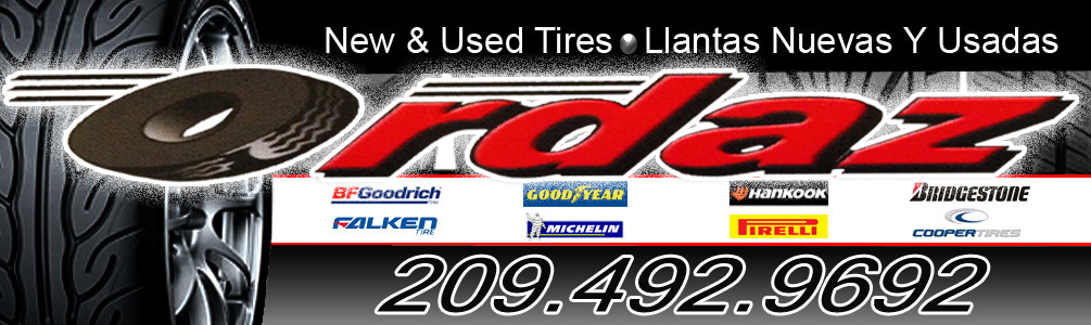 Ordaz Tires  - Wheels